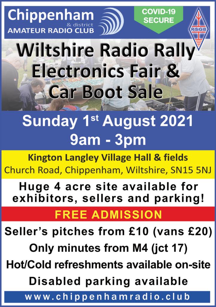 Rally Advert